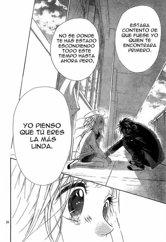 Nagareboshi Lens 3 página 29 - Leer Manga en Español gratis en NineManga.com