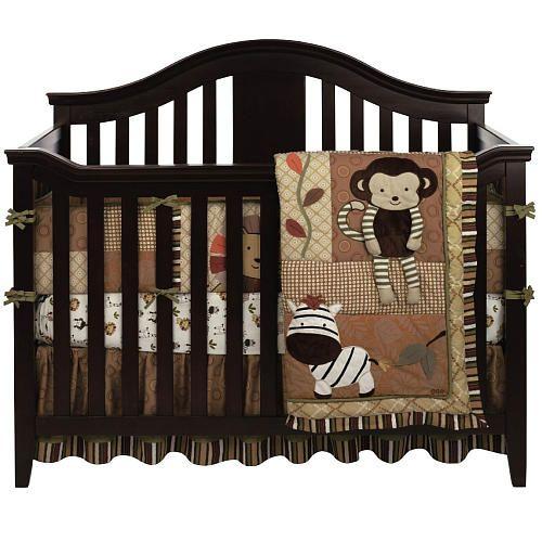 Summer Infant Brayden 4 In 1 Lifetime Convertible Crib