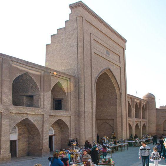 Khiva tour packages - Shergazi khan #Khivatourpackages