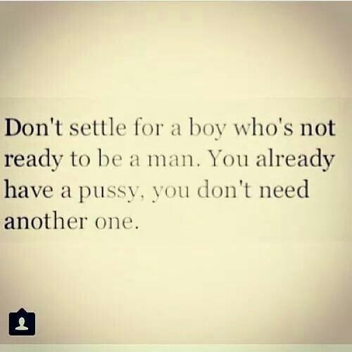 Every vicious woman needs a loyal man read