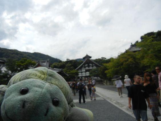 天龍寺 Tenryu-ji Temple em 京都府