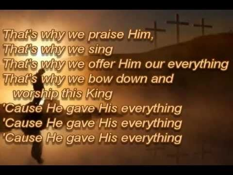 That's Why We Praise Him sung by Maranatha! Music with lyrics - YouTube