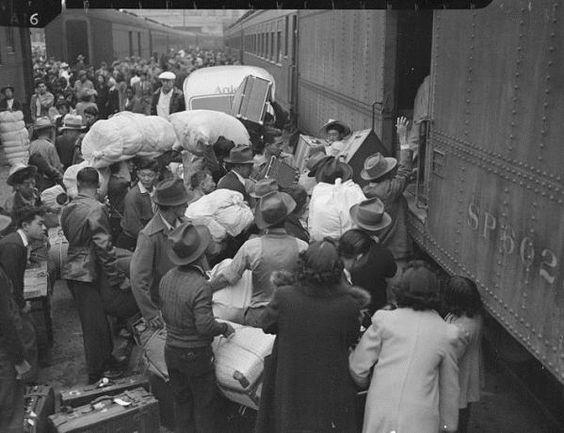 a history of japanese canadians in relocation camp Japanese canadian history  in line with its own editorial policy advocating eastern relocation  a history of the japanese canadians,.