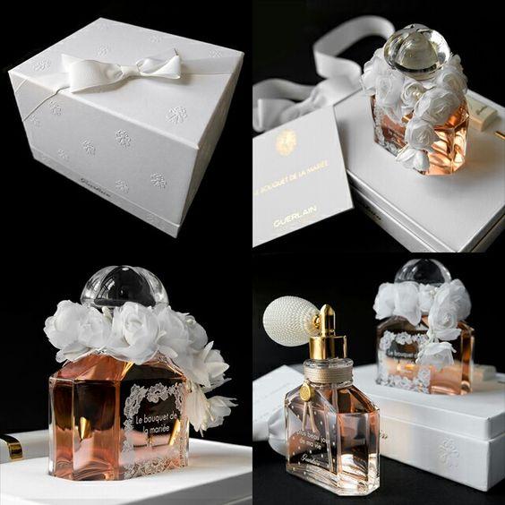Le bouquet de la mari e extrait de parfum by guerlain guerlain and histor - Le bouquet de la mariee ...