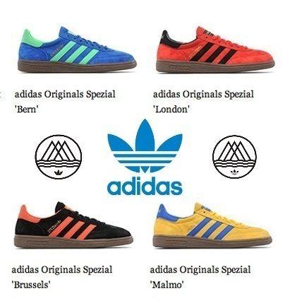 Una noche acortar Bien educado  Spezial - one word says it all!   Adidas shoes originals, Adidas shoes,  Adidas spezial