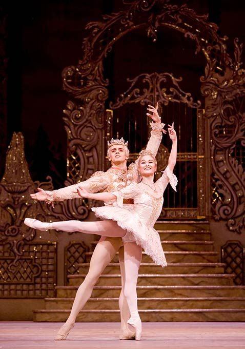 The Nutcracker Ballet, the one thing I love about this time of year