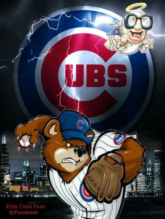 Chicago Cubs. This is so cool
