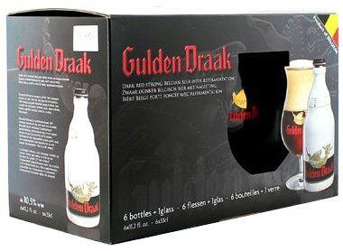Bia Gulden Draak 10,5% - Chai 330ml - Bia Nhập Khẩu