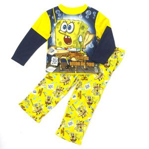 30.00 Boys (4-7) SpongeBob PJs | Spongebob | Pinterest | Boys ...
