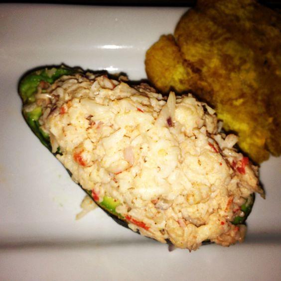 #lobster stuffed #avacado