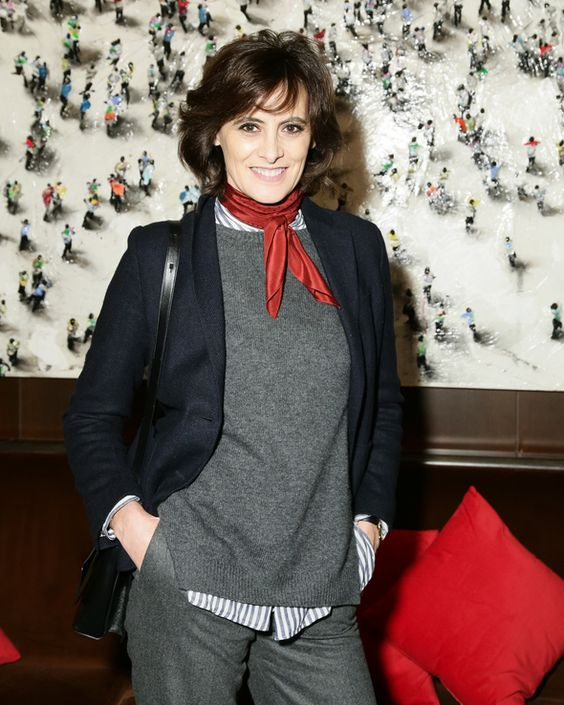 Ines De La Fressange French Style Fashion Blogs How To Be French Ideas And Activities