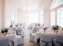 feste feiern Tegernsee, Hochzeit, Barocksaal Das Tegernsee, Großaufnahme des Saales