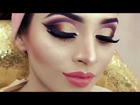 Bridal Modern Makeup Tutorial 2019 With Images Bridal Eye