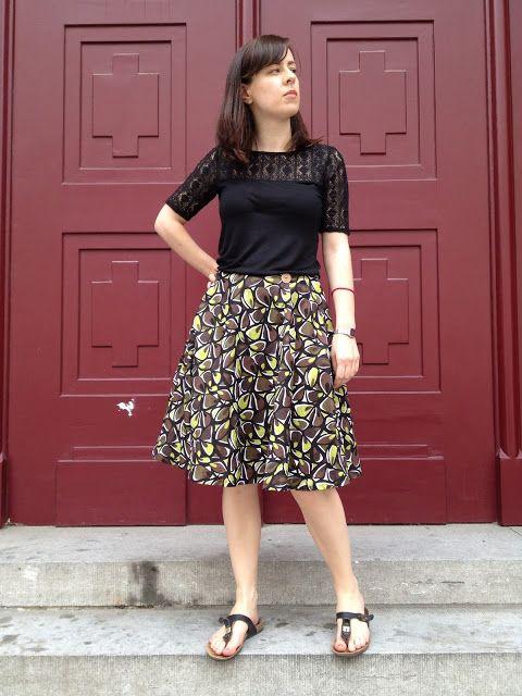 A skirt I would like to make