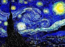 My favorite painting! Starry Starry Night by Vincent Van Gogh.
