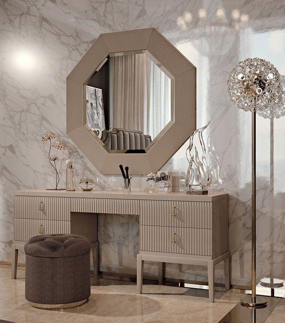 Luxury Modern Dressing Table Mirror Design 2018 The Dressing Table Is An Interior Subjec Modern Dressing Table Designs Dressing Table Design Luxury Home Decor