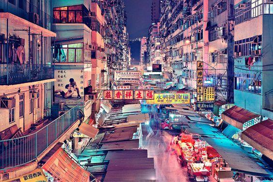 Hong Kong #9 - Thomas Birke - Bilder, Fotografie, Foto Kunst online bei LUMAS