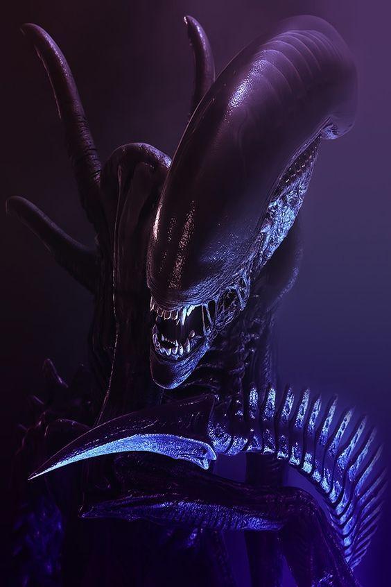 Alien aus dem Game Alien vs Predator von 2010, 1:6 Elfin Models 91f5295caaba7755db8dd91b2f3139c7