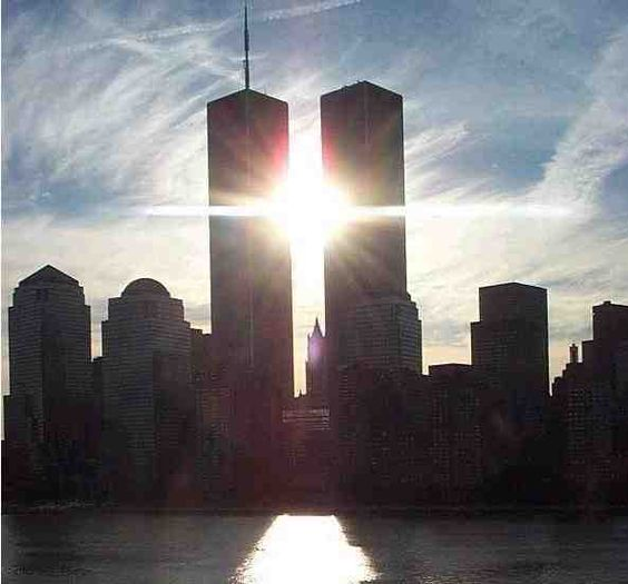 never forget twin towers