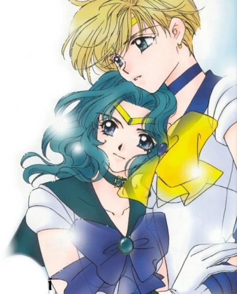 Sailors Neptune And Uranus Do Make A Lovely Couple