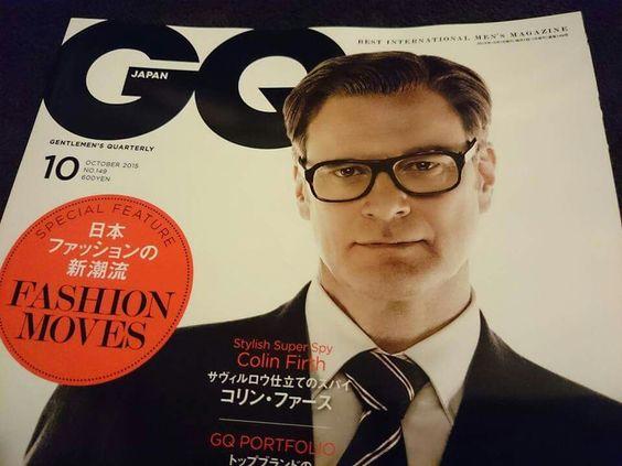 ColinFirth GQ JAPAN