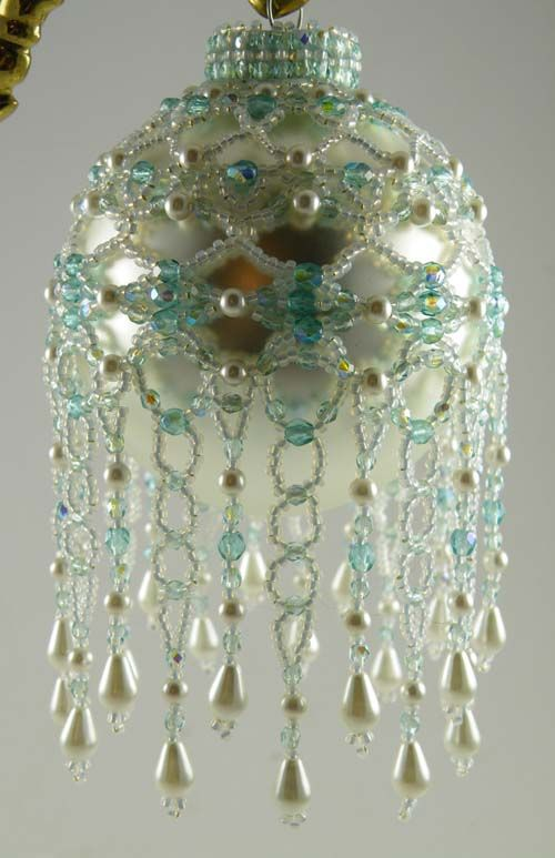 Free Beaded Victorian Ornaments Patterns | victorianorn
