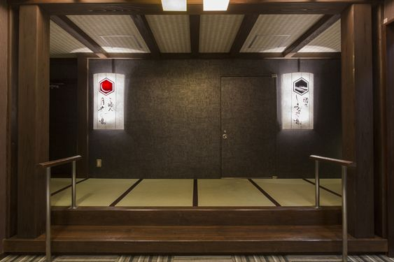 Keishokan Sazanamitei Facility | 広島福山の観光旅館 鞆の浦温泉 景勝館漣亭