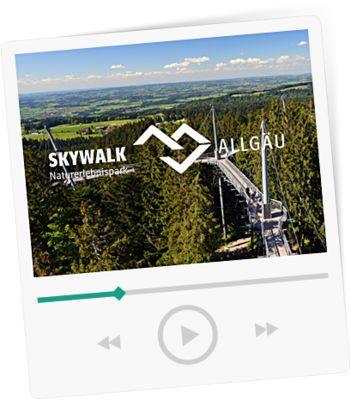 Skywalk Allgäu - Willkommen