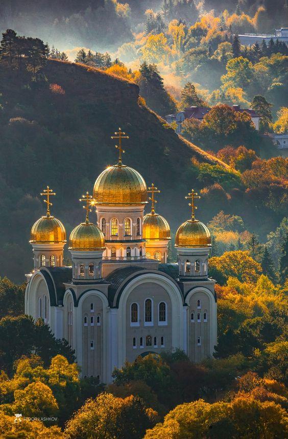 Золотой осенний рассвет в Кисловодске: stav26 — LiveJournal