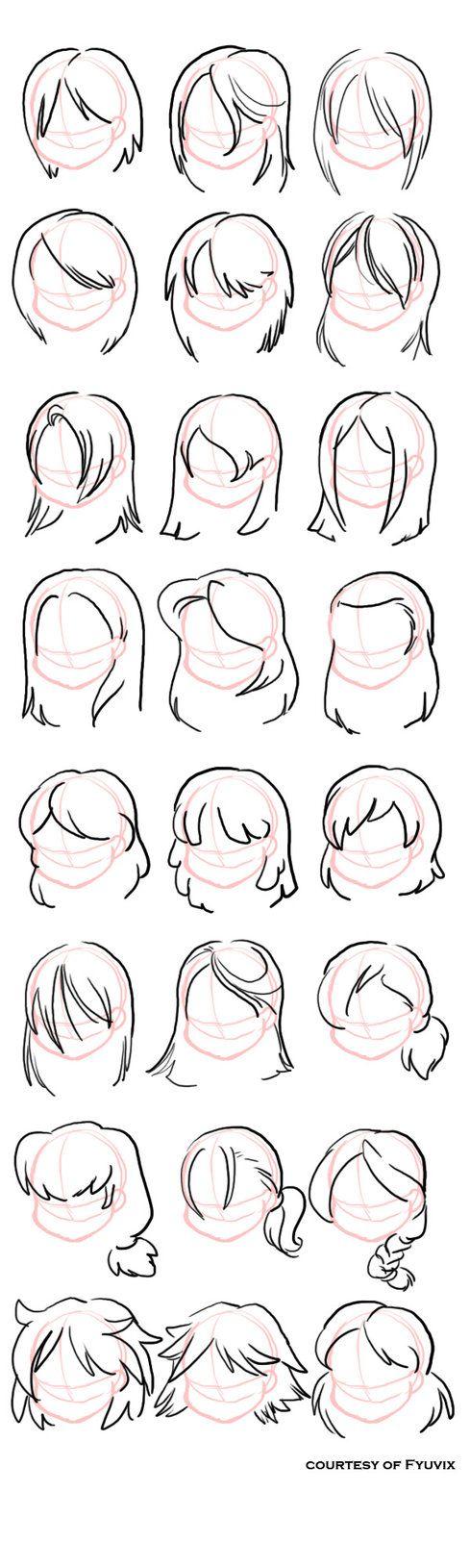 Dibujar pelo largo                                                                                                                                                      Más