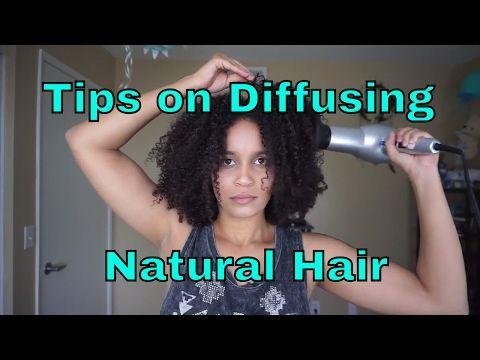 How To Diffuse 3c 4a 4b Natural Hair Keep Curls Defined Youtube 4b Natural Hair Natural Hair Styles Hair Diffuser