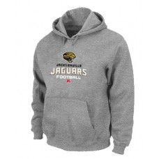 Wholesale Men Jacksonville Jaguars Critical Victory Grey Pullover Hoodie_Jacksonville Jaguars Pullover Hoodie