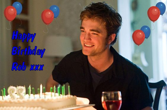 Happy 29th Birthday Rob xxx