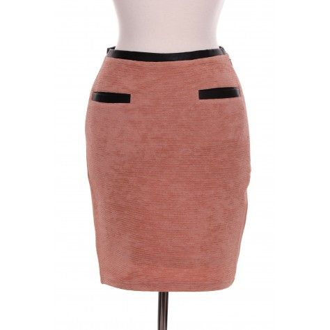 Rosedust Pencil Skirt by Tulle - RusticVogue