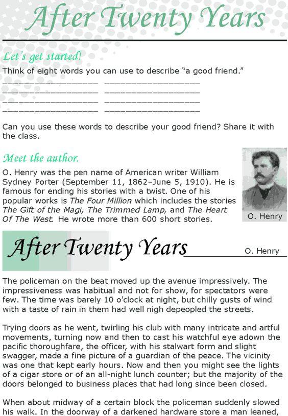 Simple English stories PDF 900