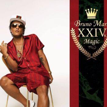 Bruno Mars – 24K Magic acapella