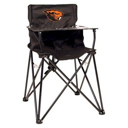 ciao! baby� Oregon State Beavers Portable Highchair in Black
