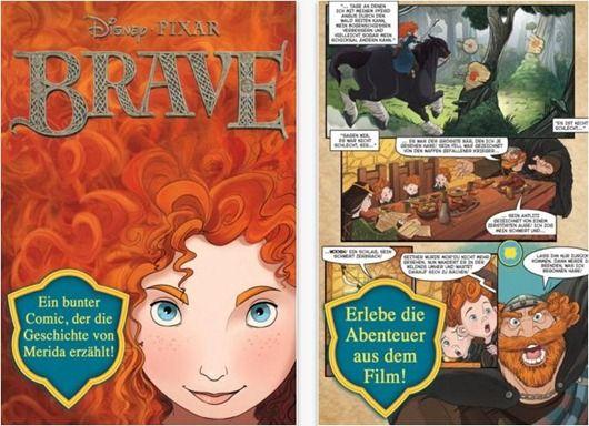 iBook Kinder Apps Merida / Brave