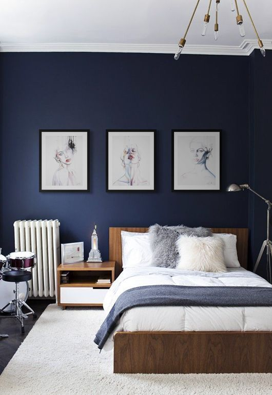 Master Bedroom Bedroom Decorating Blue Bedroom Bedroom Ideas In 2020 Bedroom Paint Colors Master Elegant Master Bedroom Blue Bedroom Design