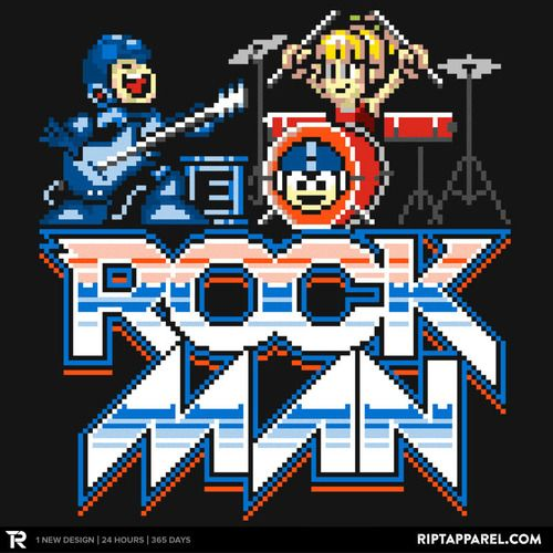 ROCK, MAN! by BiggStankDogg US $10 for 24 hours only