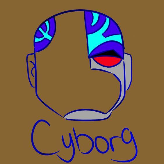 Teen Titans Cyborg for ya.