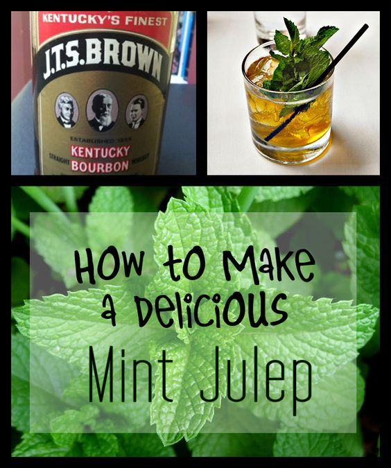 A recent trip to the Kentucky Derby has inspired us to show you our favorite Mine Julep recipe! Helpful tips included!