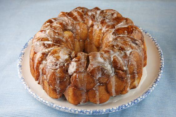 MONKEY BREAD!! Monkey Bread 1