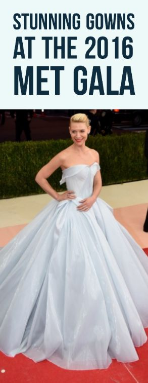 Check out the best dressed celebrities on the 2016 Met Gala red carpet.
