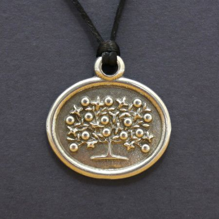 Tree of Life Necklace from the Shaker Village