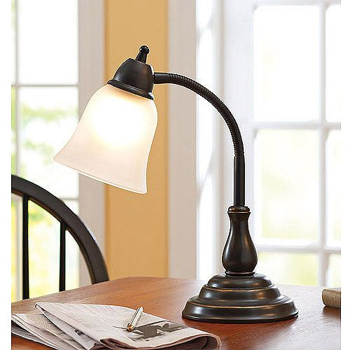 Better Homes And Gardens Adjustable Neck Desk Lamp Oil