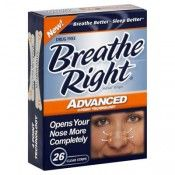 Free Sample Breathe Right Advanced Strips