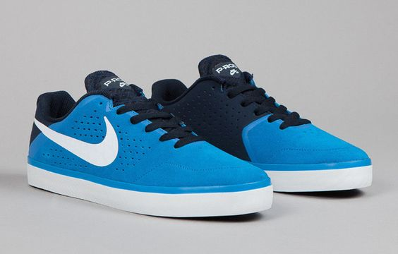 "Nike SB P-Rod CTD LR ""Photo Blue & Obsidian"" 