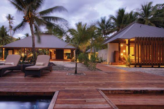 Vomo island Fiji - Vomo Island Resort