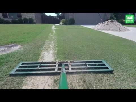 Youtube Lawn Leveling Lawn Care Business Cards Lawn Care Business